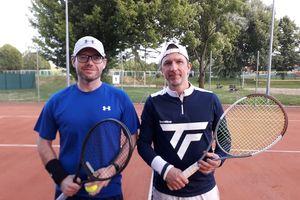 Zawodnicy z Działdowa i Lidzbarka walczyli o puchar LTT LAVER w tenisie ziemnym