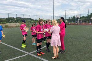 Kurzętnik stolicą dziewczęcej piłki nożnej [ZDJĘCIA]