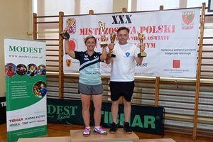 Nauczyciele z Olecka mistrzami Polski