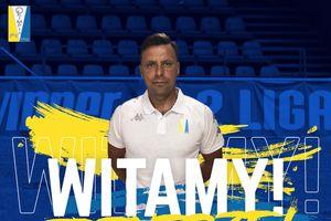 II-ligowa Olimpia z nowym trenerem
