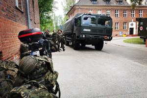 Terytorialsi szkolą się we wsparciu obrony wschodniej flanki NATO