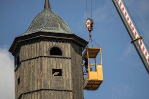 Na wieżę kościelną wkrótce wróci zegar