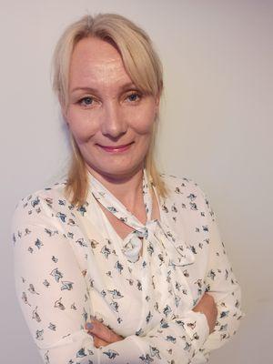 Jestem nauczycielem wspierającym - mówi Katarzyna Zagajewska- Sycz