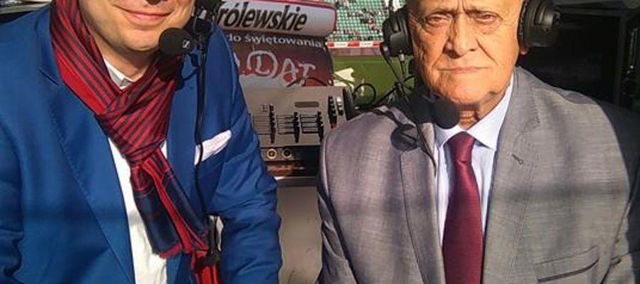 Olsztynianin Maciej Iwański i trener Andrzej Strejlau będą komentować mecze Euro 2020