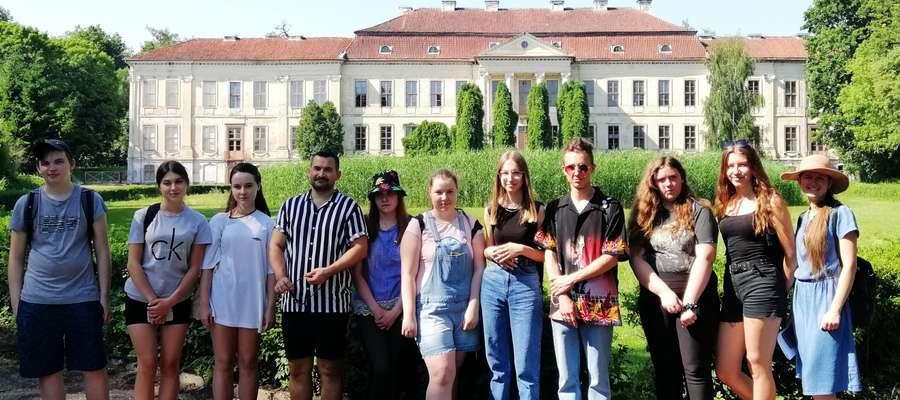 Karolewscy architekci krajobrazu w pałacach