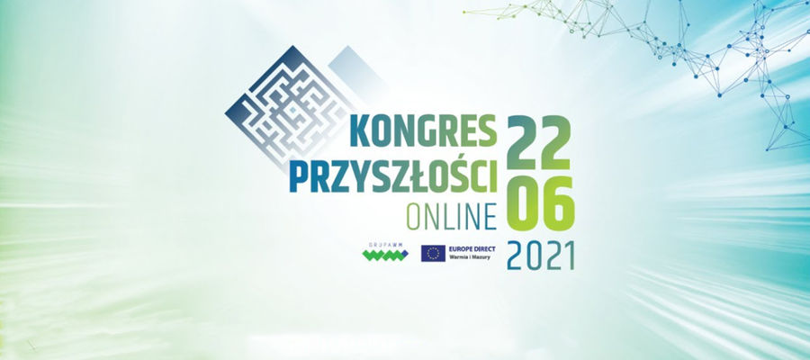Kongres Przyszłości Online - Transmisja LIVE