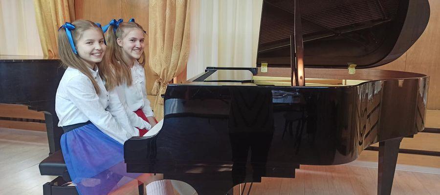 Agata i Nell, uczennice Szkoły Muzycznej w Iławie, mają na swoim koncie kolejny, międzynarodowy sukces