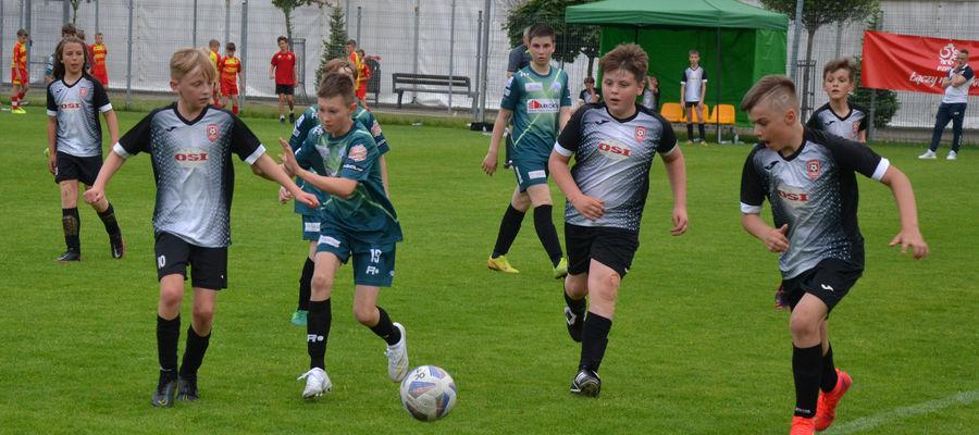 Piłkarze AP I Ostróda wygrali piątkową rywalizację w swojej grupie