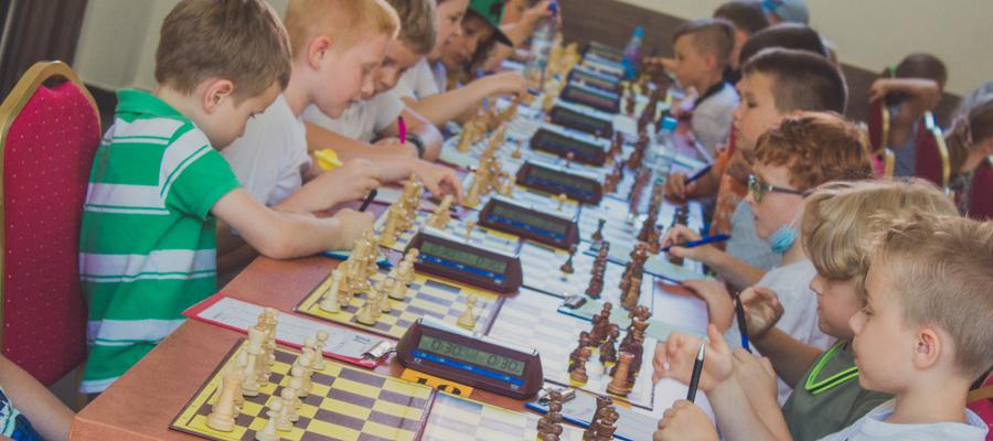 Ełczanie na mistrzostwach województwa warmińsko-mazurskiego w szachach klasycznych