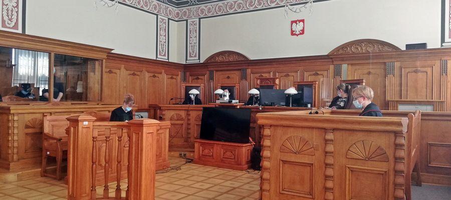 Pierwsza rozprawa w sprawie zabójstwa Maryli B. odbyła się 21 czerwca w Sądzie Okręgowym w Elblągu
