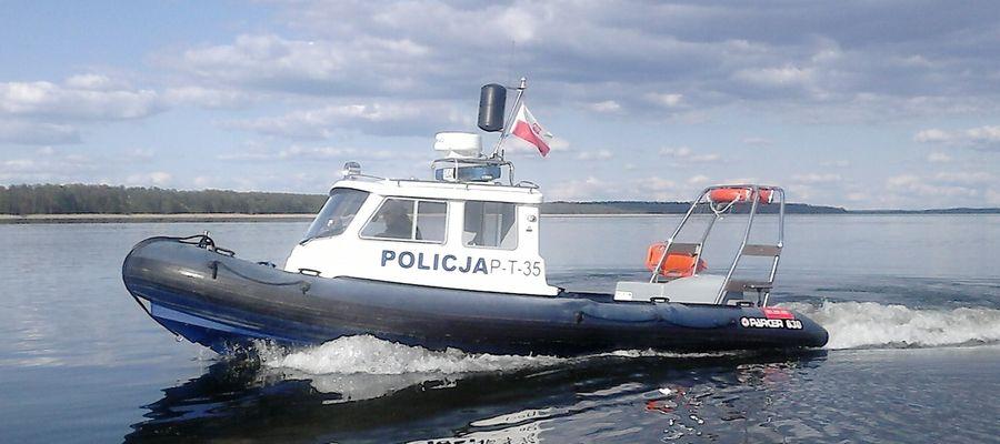 Policyjni wodniacy z powiatu piskiego gotowi są już do kolejnego sezonu wodnego