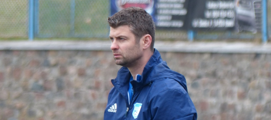 Wojciech Figurski, grający trener Jezioraka Iława