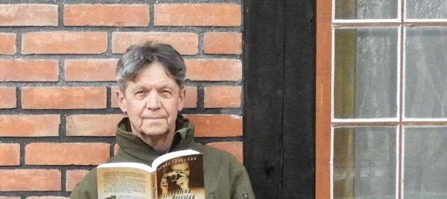 Paweł Jaszczuk, mistrz pióra z Olsztyna