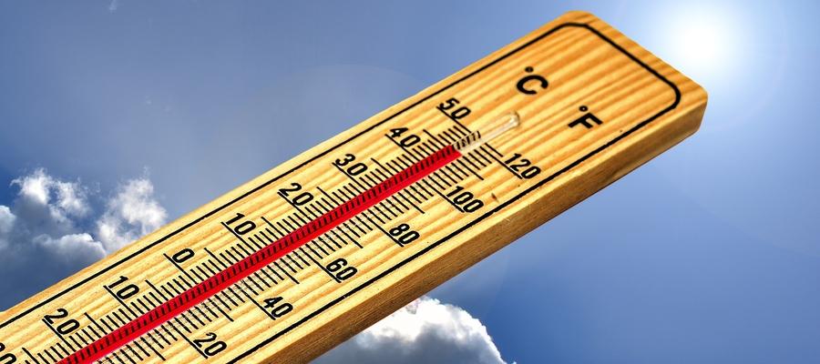 Za kilka dni na Warmii i Mazurach będzie gorąco.
