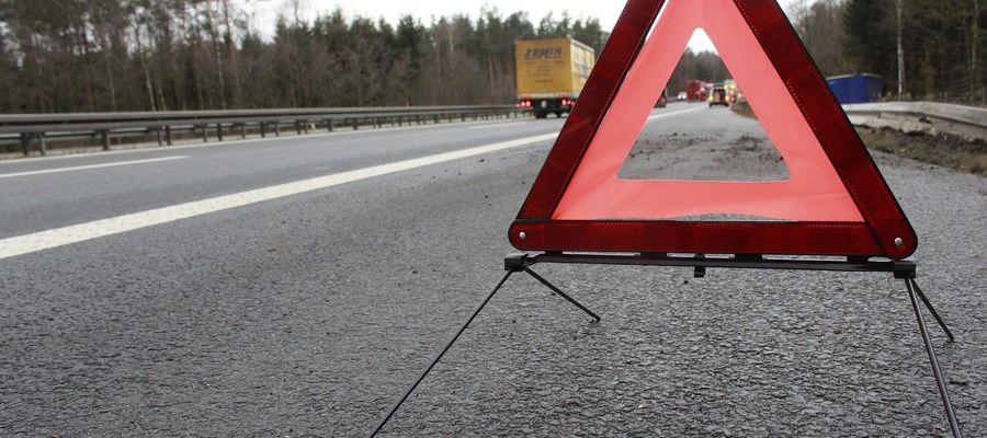 Uwaga kierowcy! S7 zablokowana