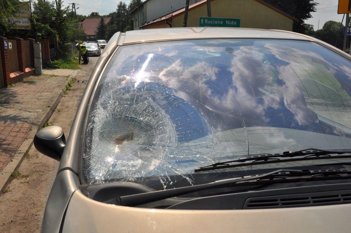 Do bardzo poważnego w skutkach zdarzenia doszło w Wejsunach