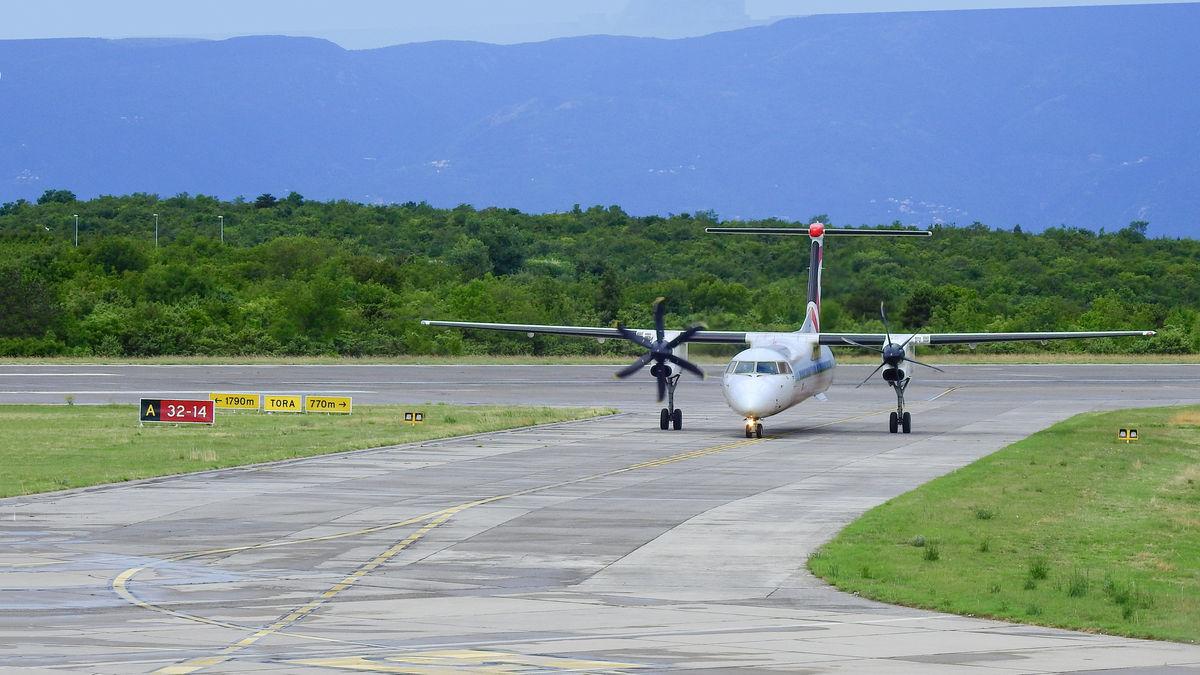 Samolot Rijeka - Szymany