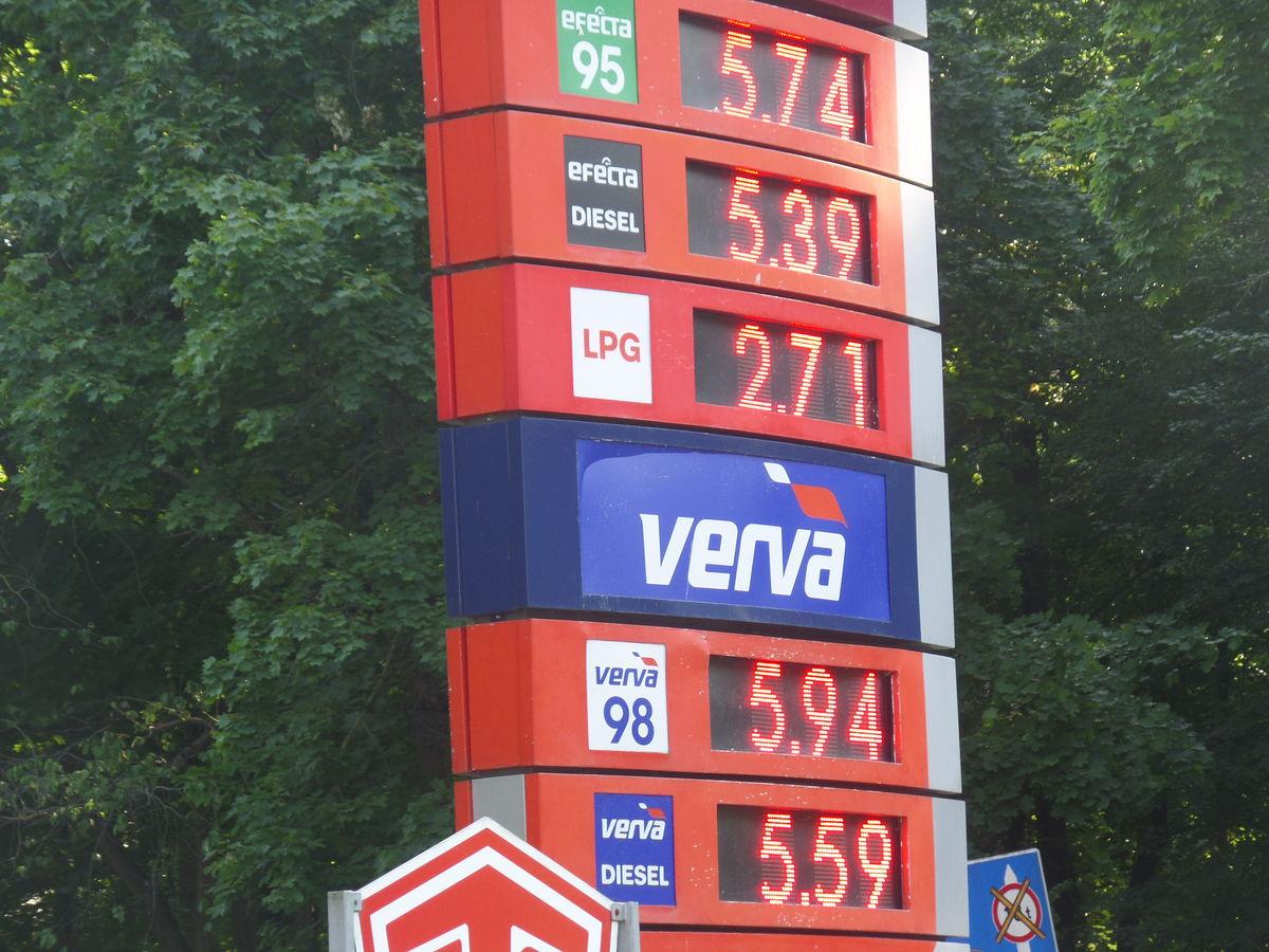 Ceny paliwa zbliżają się do 6 zł za litr