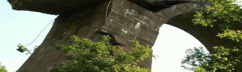 Atrakcja na poniedziałek: Grądy Kruklaneckie z wysadzonym mostem i  kapitanem Klossem w tle