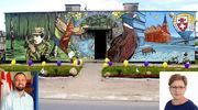 Zdaniem radnego: mural na Zatorzu