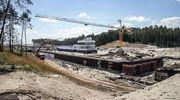 Wypadek na terenie budowy przekopu Mierzei Wiślanej
