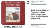 Wirtualna regioteka: o dziejach szpitali na Pomorzu