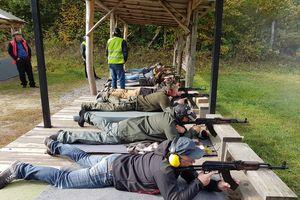 Piknik strzelecki i wystawa broni