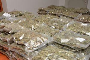 Gang narkotykowy rozbity. Sądowy finał akcji warmińsko-mazurskiego oddziału straży granicznej [ZDJĘCIA]