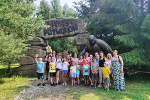Jak nasi mieszkańcy spędzają wakacje? Dzieci z Korsz odwiedziły Nową Holandię [GALERIA]