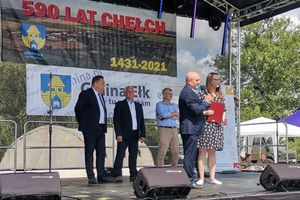 W Chełchach świętowali 590-lecie swojej miejscowości