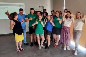 Młodzi przedsiębiorcy z Zespołu Szkół nr 6 w Ełku