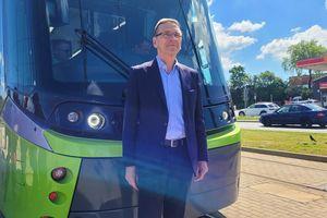 Dwa nowe tramwaje ruszą jutro na ulice Olsztyna