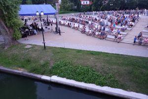 Jazz nad Niegocinem czyli koncert plenerowy nad kanałem za nami