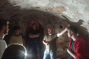 Archeolodzy wracają na ełcki zamek