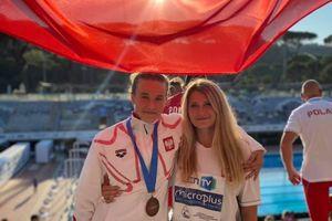Karolina Piechowicz zdobyła brązowy medal na Mistrzostwach Europy w Rzymie