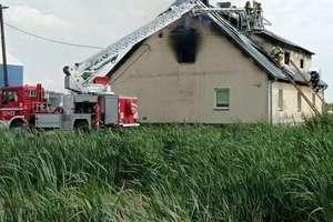 Pożar w Mściszewie. Rodzina liczy na Waszą pomoc!