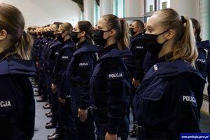 Więcej policjantów