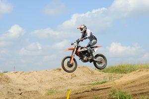 Motocrossowcy walczą w Olecku o mistrzostwo Polski