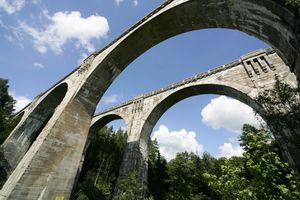 Atrakcje na sobotę: Mosty w Stańczykach