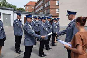 Kętrzyńscy policjanci uczcili swoje święto