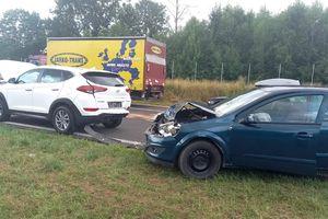 3 nietrzeźwych kierowców, 3 zdarzenia drogowe na S7