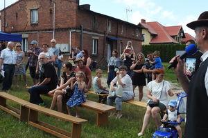 Plenerowy festiwal chleba w Łąkorzu