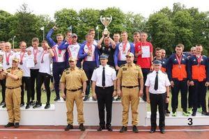 Brązowy medal dla strażaków z naszego województwa