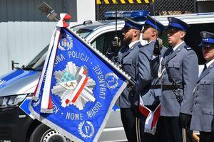 Awanse i medale przy okazji Święta Policji