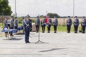 Policjanci z województwa świętowali w Bartoszycach