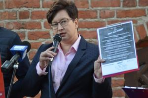 Minister Niedzielski: województwo warmińsko-mazurskie może być jednym z pierwszych, które dotkną restrykcje. Monika Falej reaguje.
