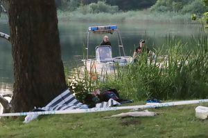 W Jeziorze Starodworskim znaleziono ciało. Kolejne utonięcie w Olsztynie [ZDJĘCIA]