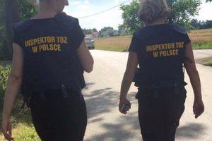 Z życia inspektora TOZ