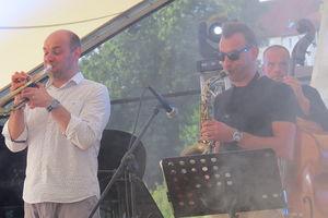 New Bone zagrał na Lidzbarskich Wieczorach Jazzowych
