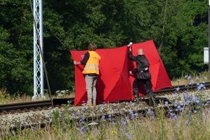 Prokuratura bada sprawę śmiertelnego wypadku na torach w Iławie